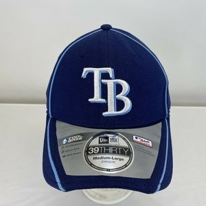 New Era 39Thirty Tampa Bay Rays Fitted Hat